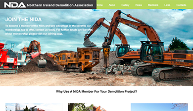 NIDA – Northern Ireland Demolition Association